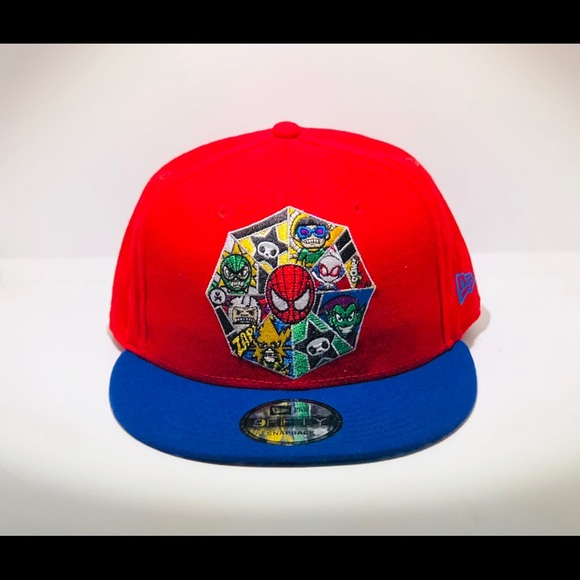489149691c2 New Era x tokidoki spiderman SnapBack Hat